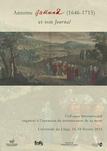 Antoine Galland et son Journal