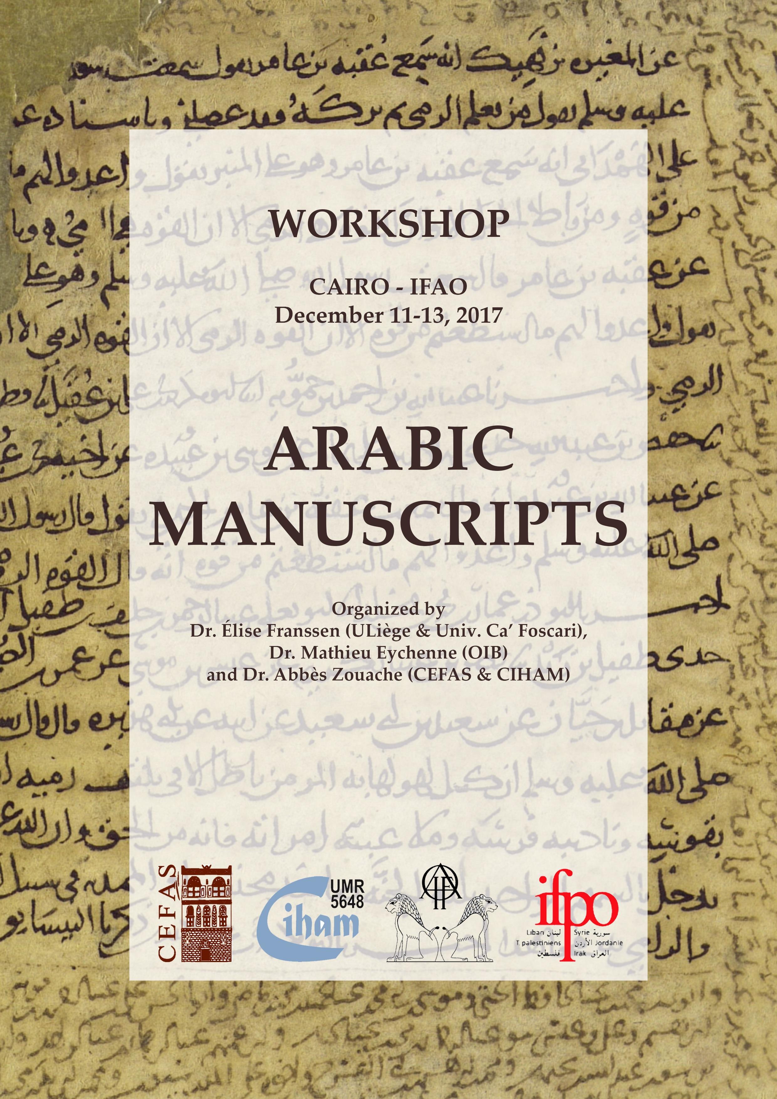 Agenda Service De Langue Arabe Et études Islamiques