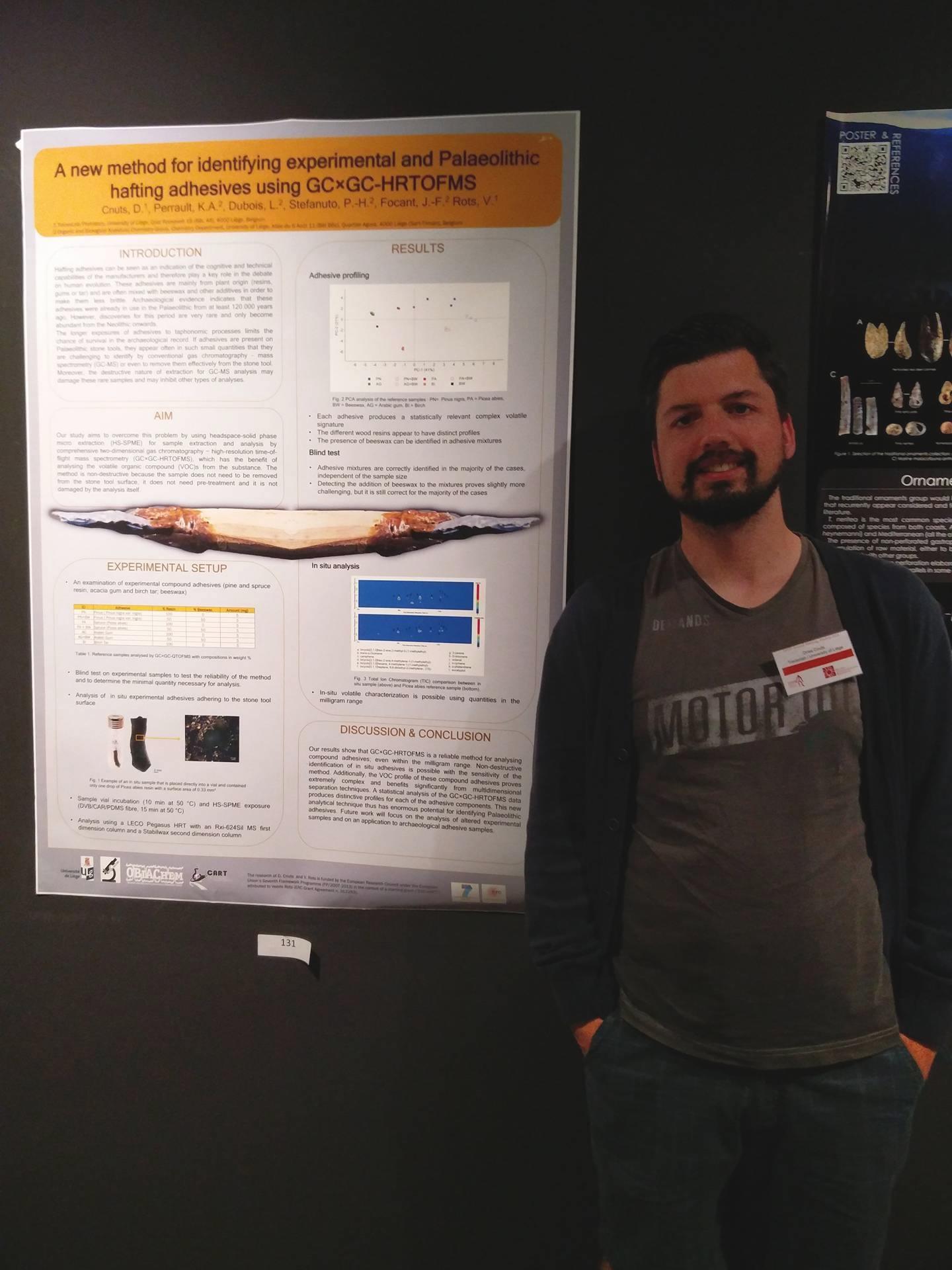 Dries Cnuts, PhD Student, ERC