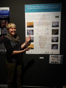 Noora Taipale, PhD Student, ERC
